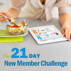 The 21-Day New Member Challenge