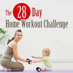 The 28-Day Home Workout Challenge
