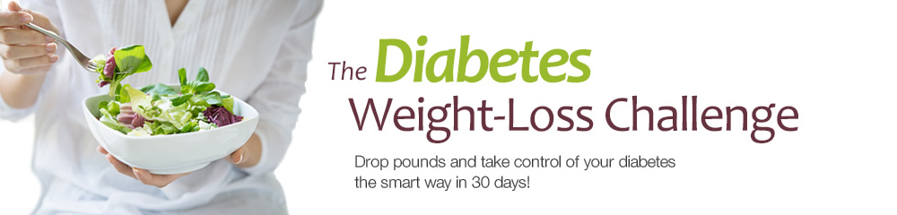 The Diabetes Weight-Loss Challenge