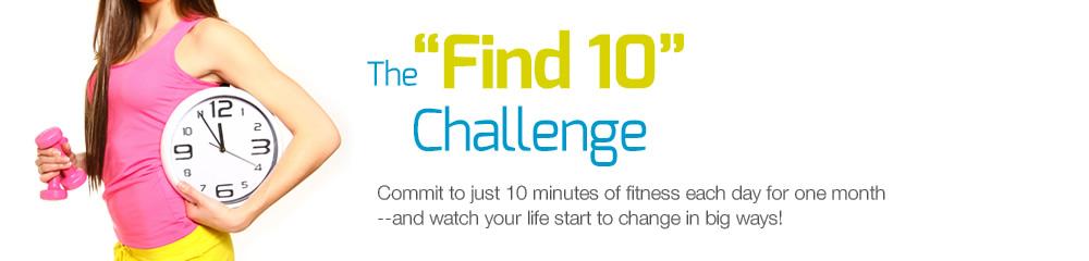 The Find 10 Challenge