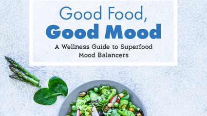 Day 4: Download our Good Food, Good Mood Guide