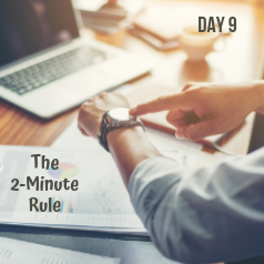 The Two-Minute Rule | SparkPeople