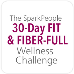 The 30-Day Fit & Fiber-Full Wellness Challenge