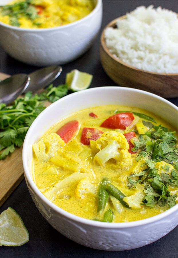35 healthy asian inspired recipes sparkpeople the recipe creator recommends cauliflower peppers green beans and potatoes in this version but you can use whatever you happen to have on hand forumfinder Images