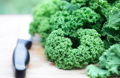 how to eat kale greens