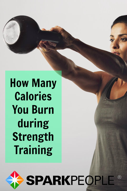 How Many Calories Does Strength Training Really Burn