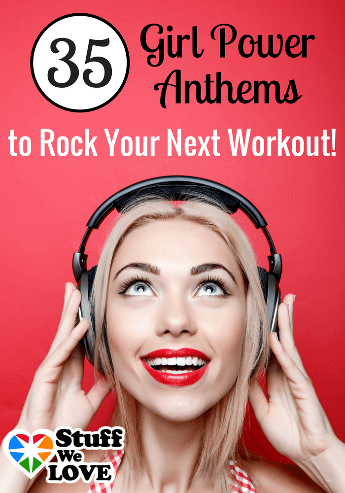 35 Girl Power Anthems to Energize Your Next Workout