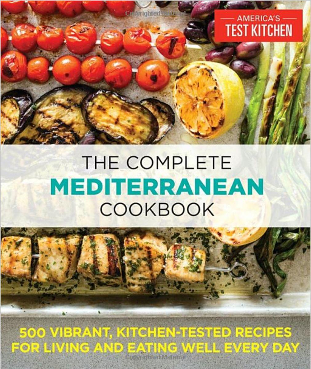 America S Test Kitchen Mediterranean Cookbook