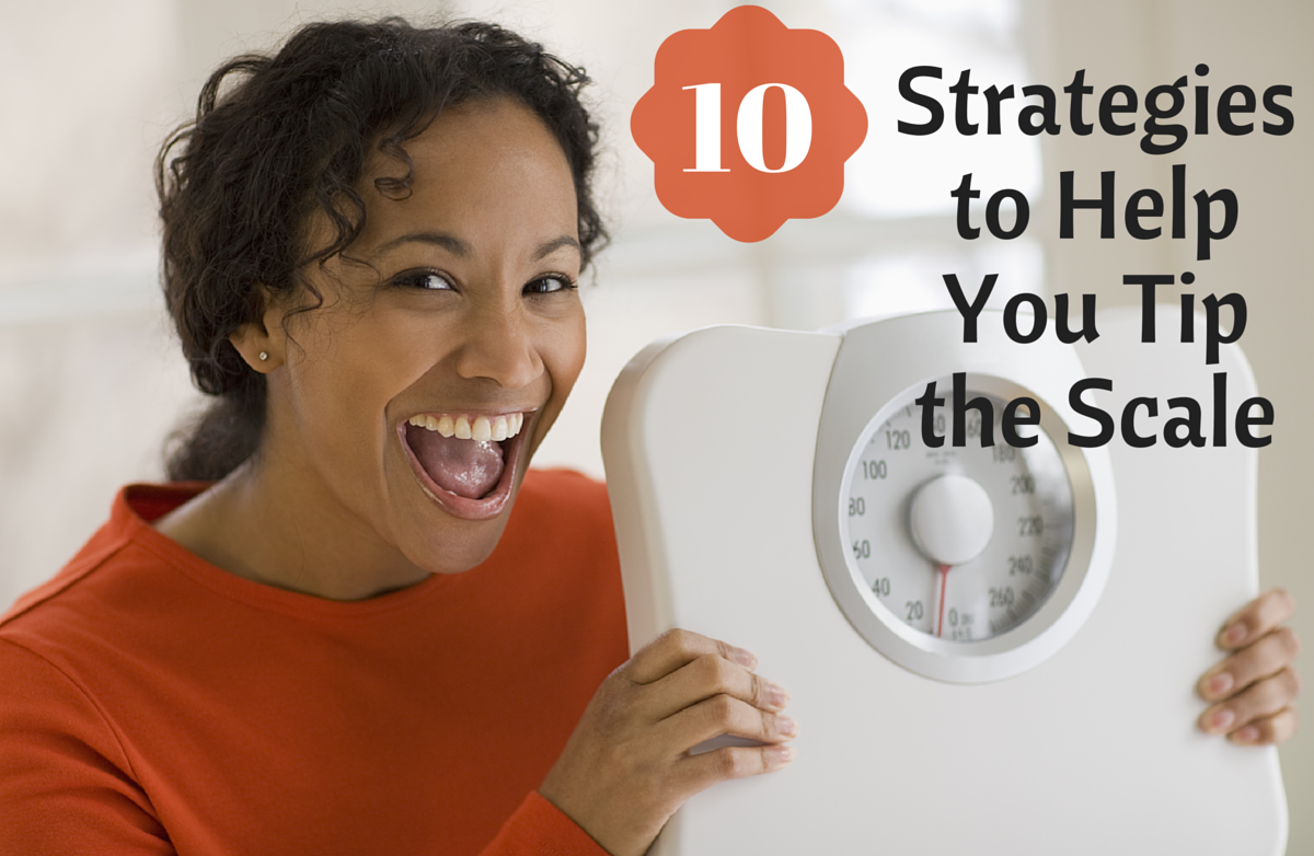 10 Ways to Strategize for Long-Term Weight Loss