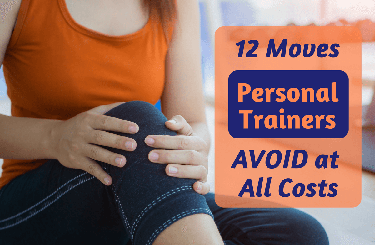 12 Exercises Trainers Don't Want You To Do