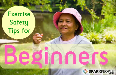 Exercise Safety Tips for Beginners