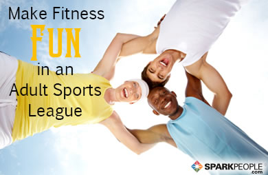 Discover Your Inner Athlete in an Adult Sports League