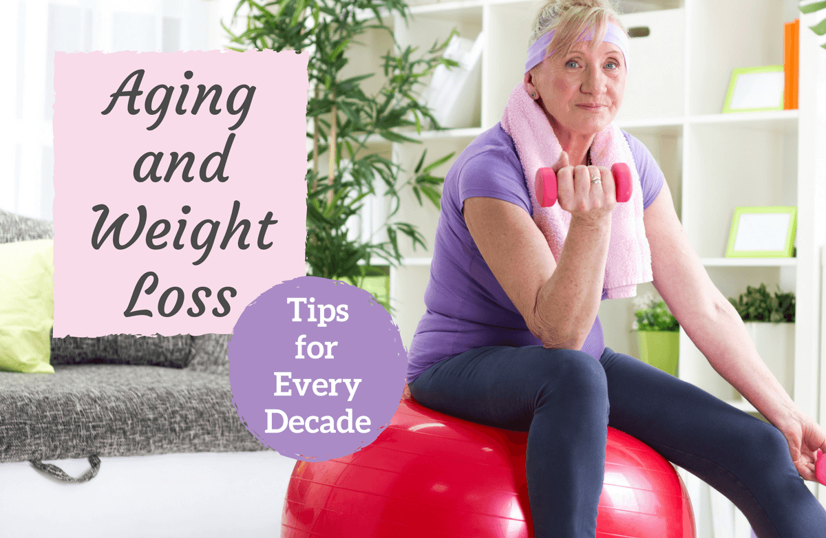 How Weight Loss Changes as You Age