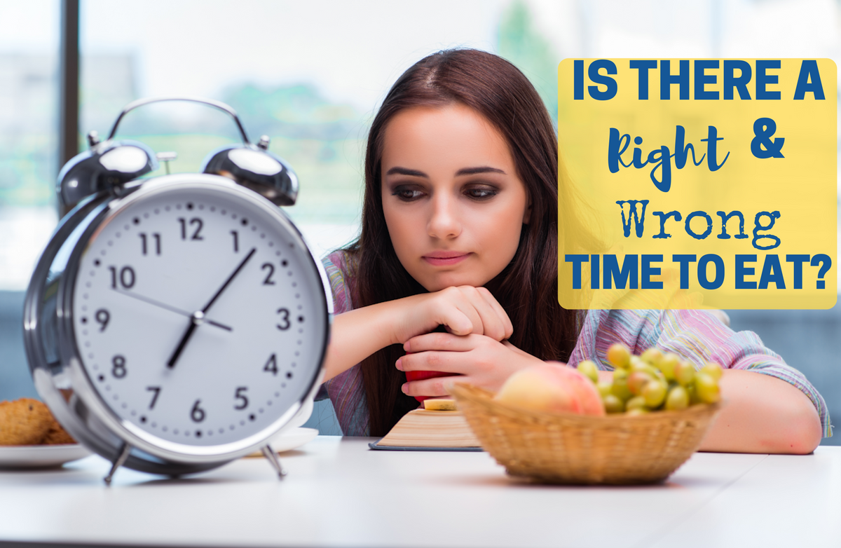 Eat Early or Eat Late: Does It Really Matter?