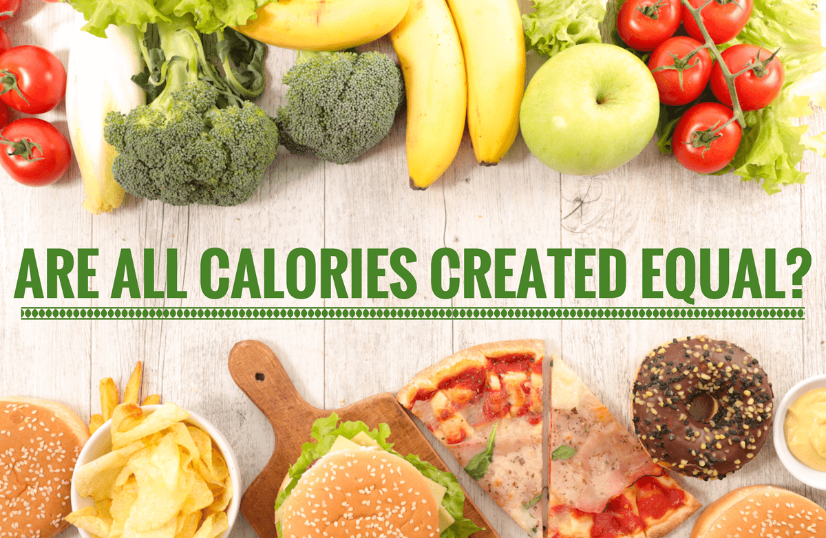 Everything You Ever Wanted to Know About Calories