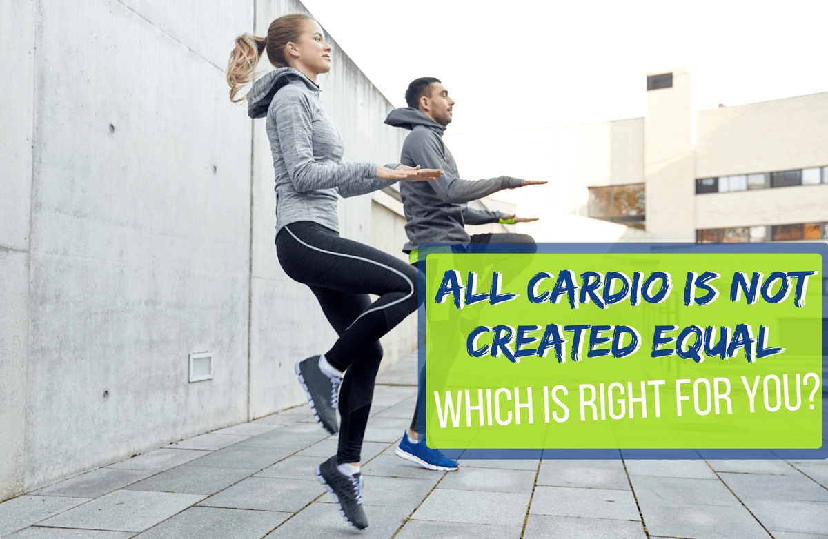 Are You Doing the Wrong Kind of Cardio Workout?