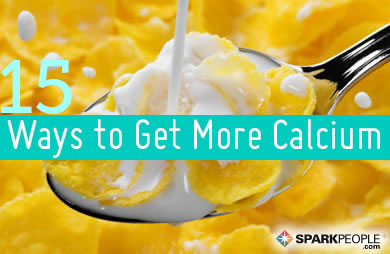 15 Ways to Boost Your Calcium Intake