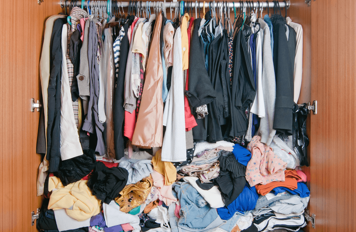 Is Clutter Keeping You From Reaching Your Goals?
