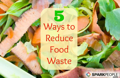 5 Ways to Prevent Food from Going to Waste