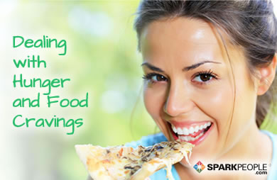 Dealing with Hunger and Food Cravings