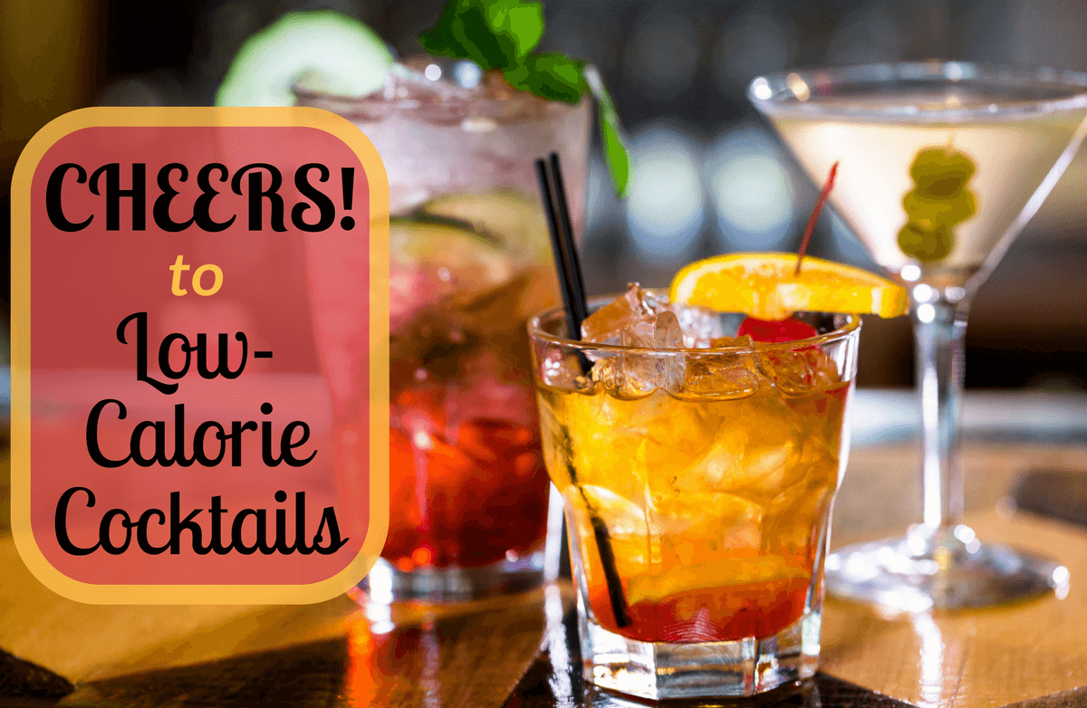Your Party Guide to Diet-Friendly Drinks