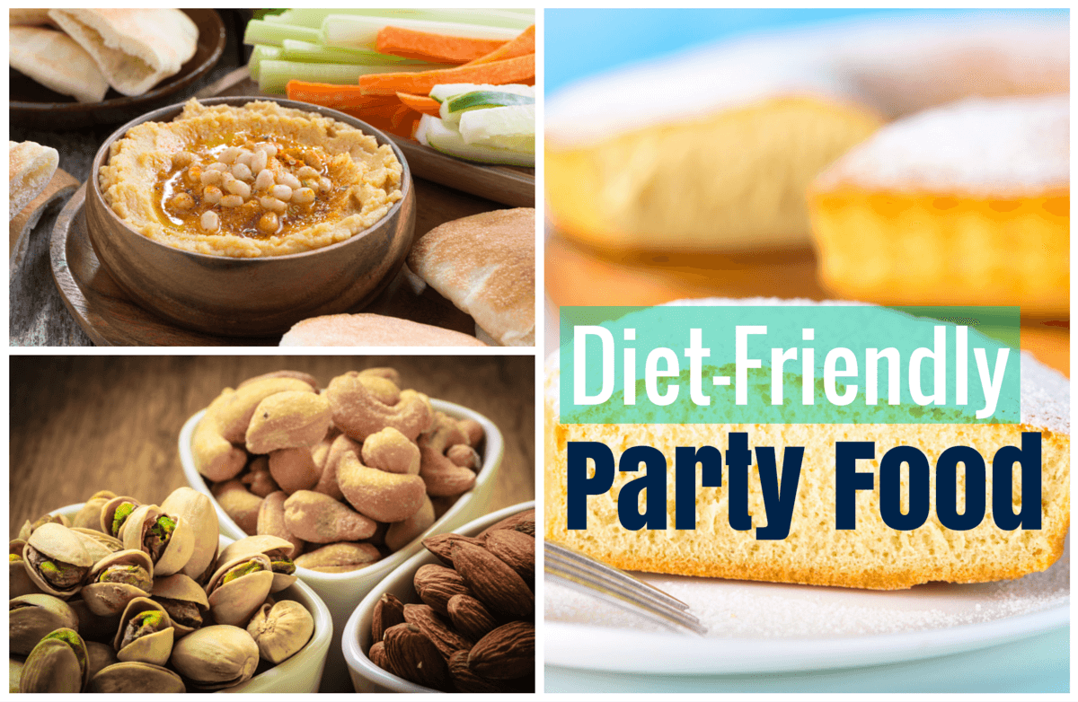 Tips for Eating Healthier at Parties