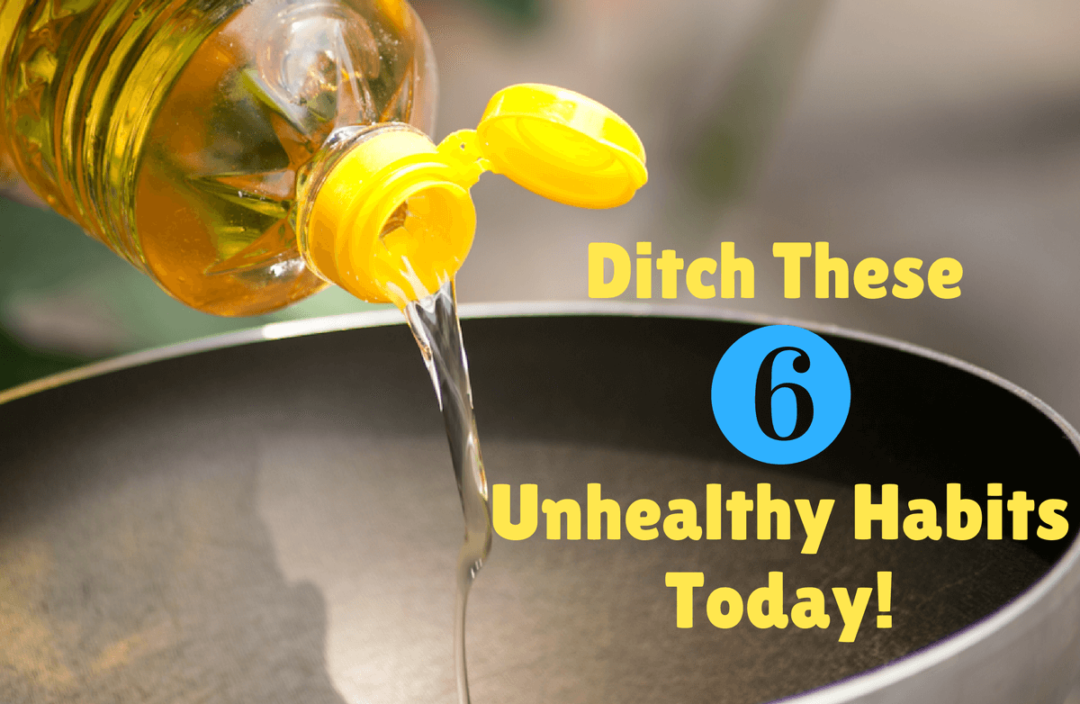 6 Seemingly Innocent Habits That Are Hurting Your Health