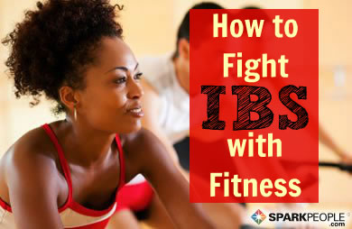 Fight IBS with Fitness