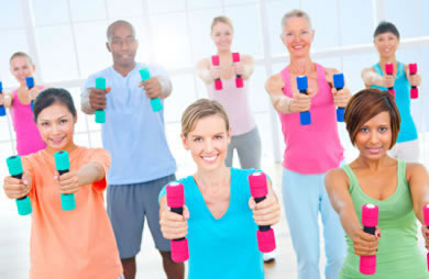 Learn the Fitness Class Lingo
