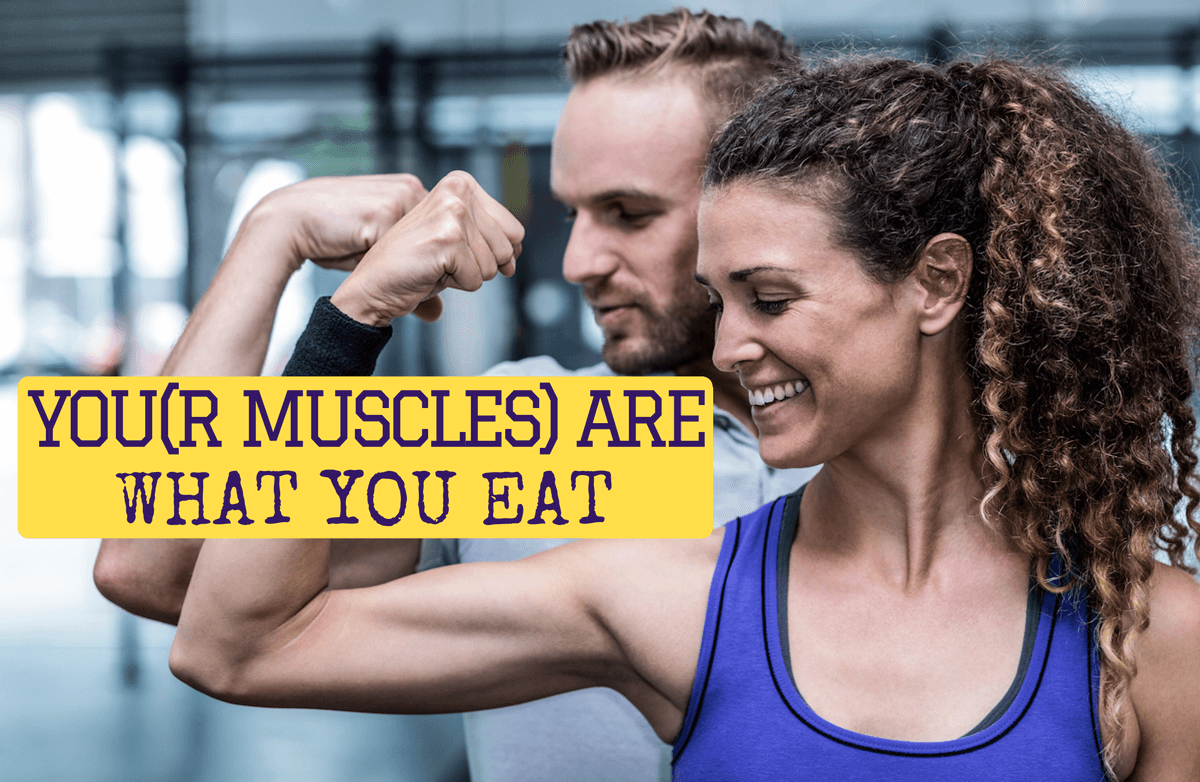 Solving the 8 Mysteries of Eating to Build Muscle