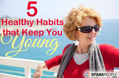 5 Healthy Habits That Fight the Signs of Aging