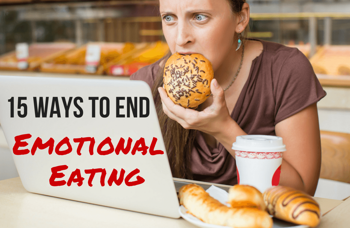 Stop Emotional Eating Before It Starts