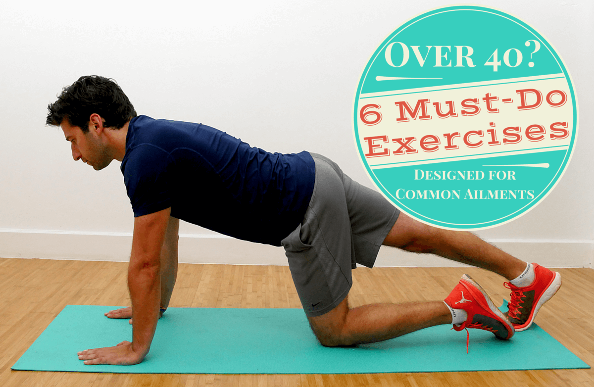 6 Exercises Everyone Over 40 Should Be Doing