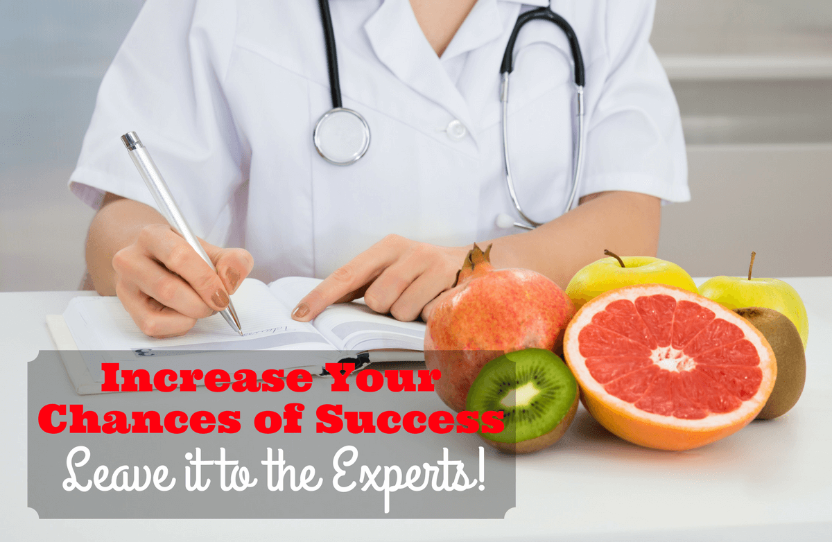 Which Health Expert Is Right for You?