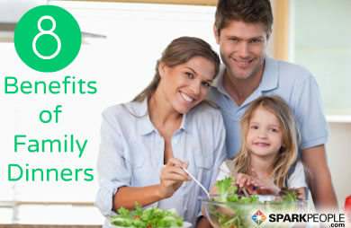 The Benefits of Eating Together