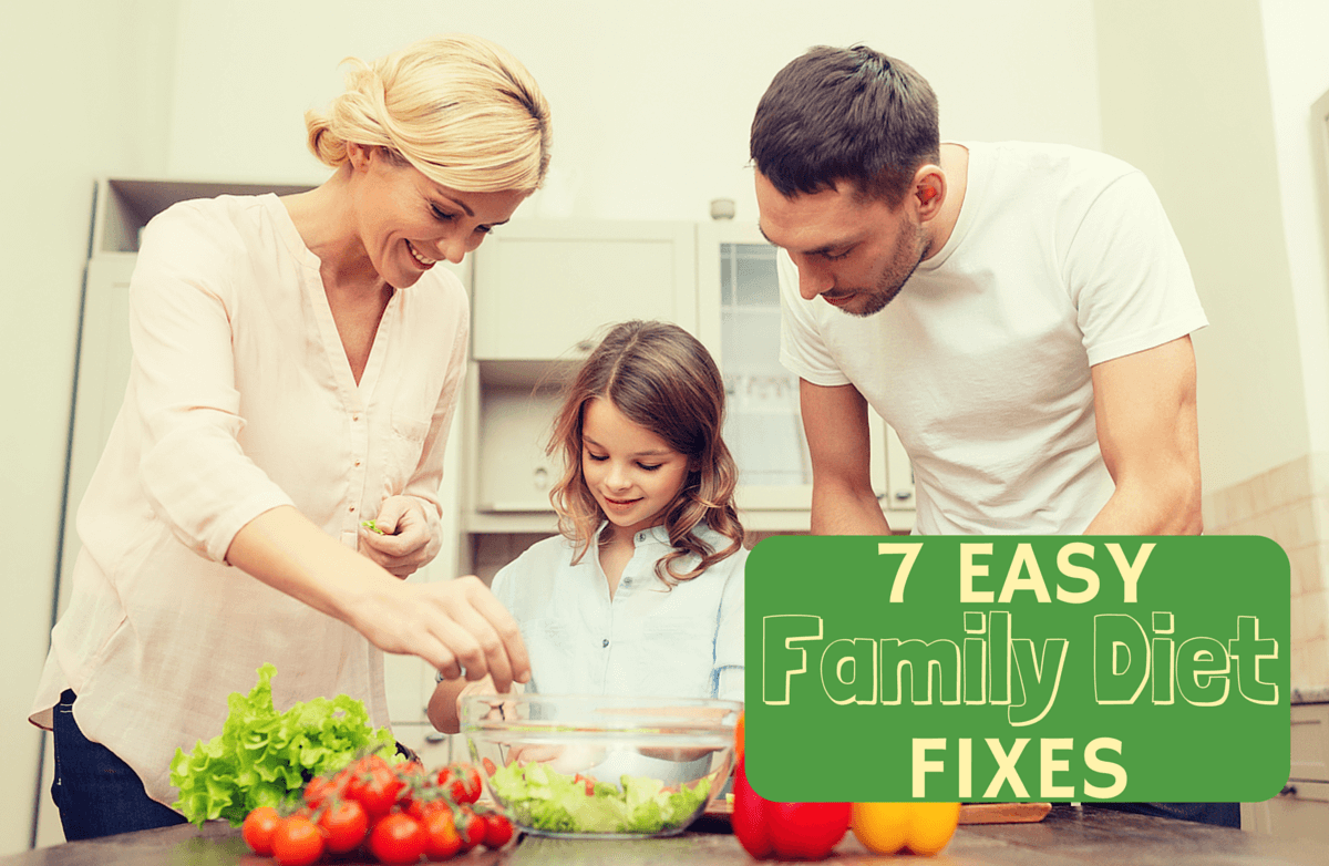 The Complaint-Free Way to Improve Any Family Diet
