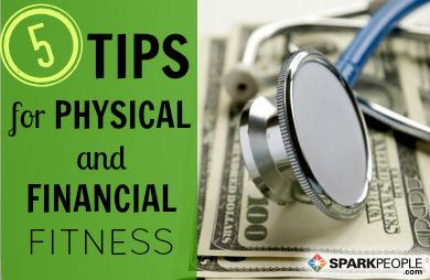 Whittle Your Waist, Fatten Your Wallet With 5 Financial Fit Tips