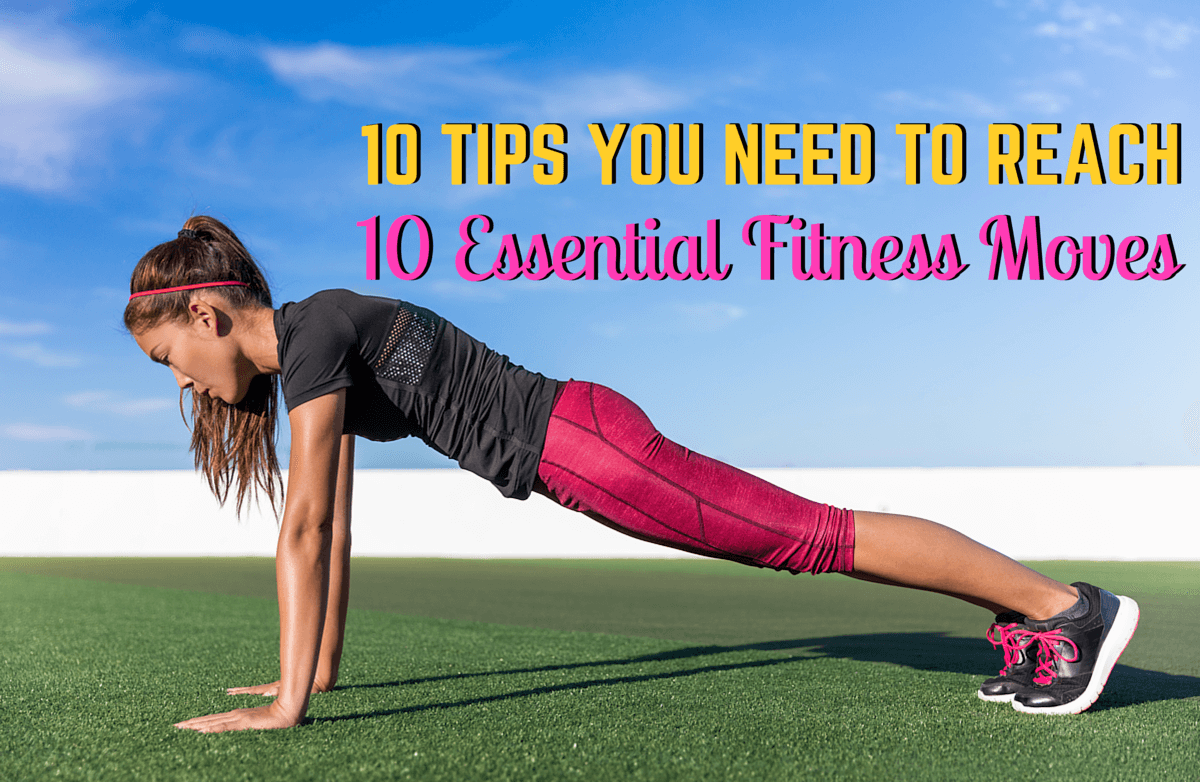 The Secrets to Achieving 10 Popular Fitness Goals