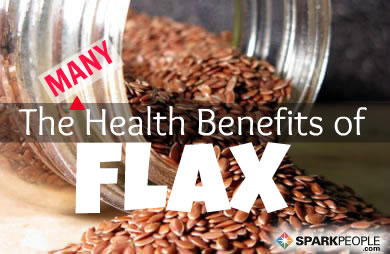 Get the Facts on Flax: The Little Seed With Big Nutrition
