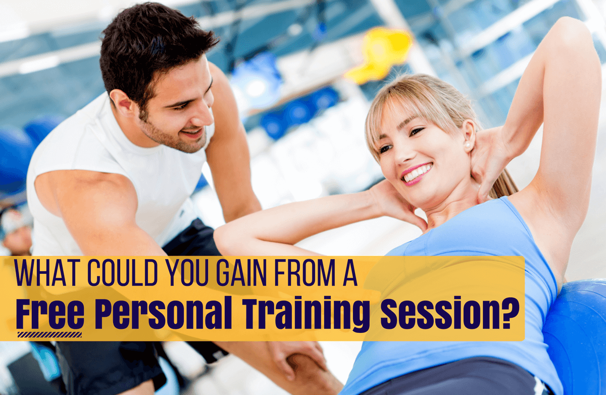 Make the Most of Your Gym's Free Hour of Personal Training