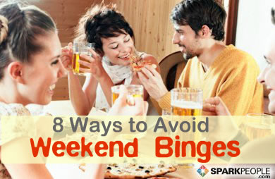 Tips to Stop Weekend Binges