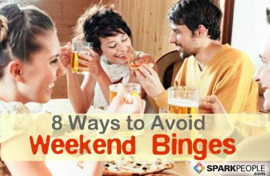 Tips to Stop Weekend Binges