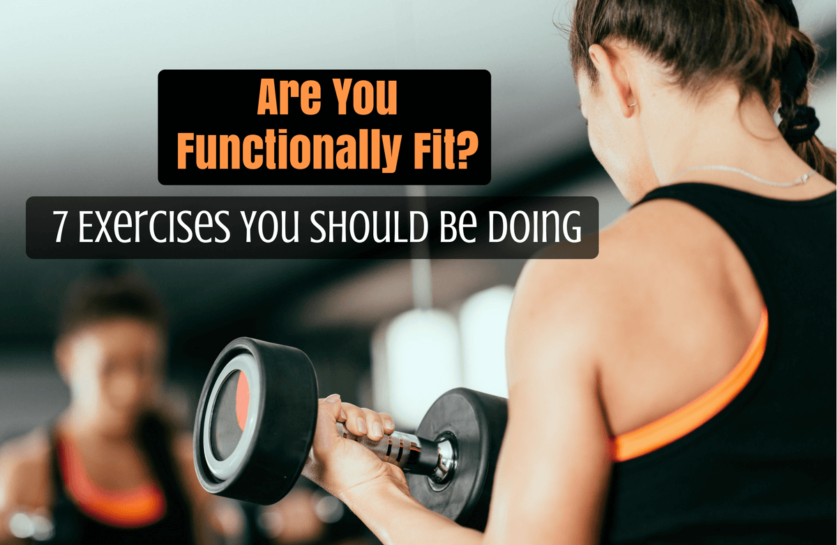 Round Out Your Routine With Functional Fitness Training