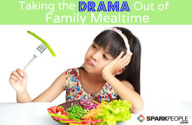 Family Mealtimes: Instilling Healthy Habits in Kids