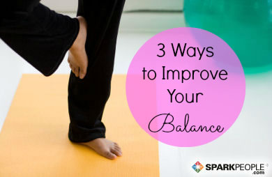 Improve Your Balance in 3 Simple Steps