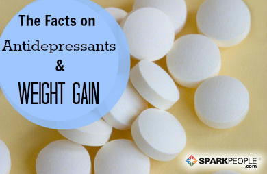 Antidepressants & Weight Gain