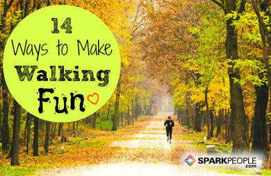 14 Ways to Add Variety to Your Walks