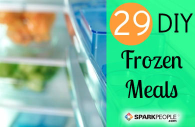 Create Your Own Frozen Dinners