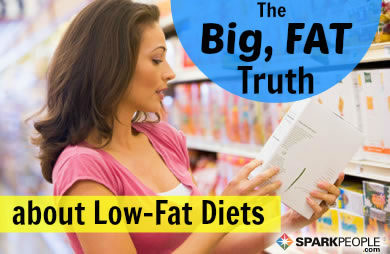 6 Risks of Eating a Low-Fat Diet