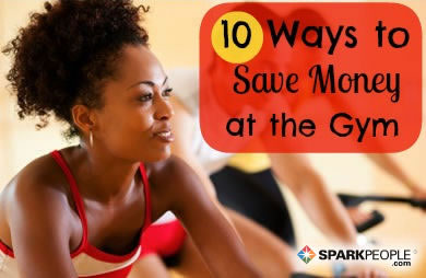 10 Ways to Save Money at the Gym